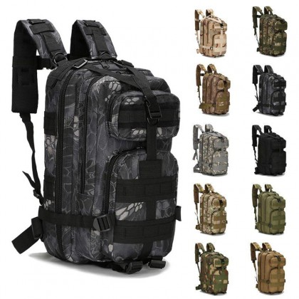 3P Tactical Hiking 30 Litre Backpack