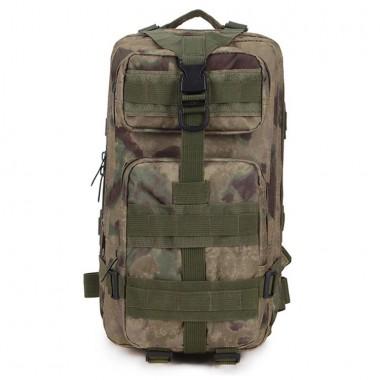 3P Tactical Hiking 30 Litre Backpack - Atacs FG