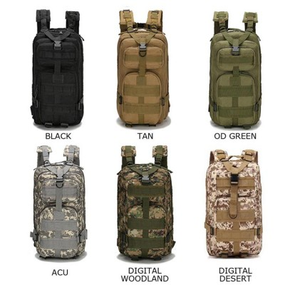 3P Tactical Hiking 30 Litre Backpack - Multicam