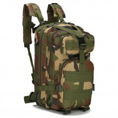 3P Tactical Hiking 30 Litre Backpack - Woodland