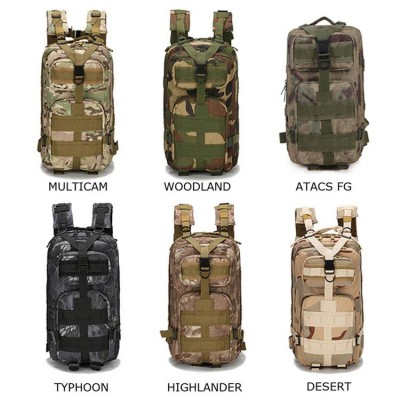 3P Tactical Hiking 30 Litre Backpack - Digital Woodland