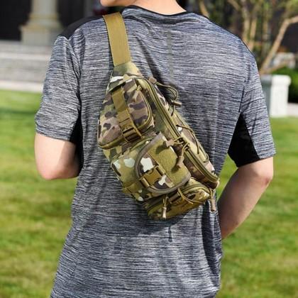 Admin Waist Bag - Multicam