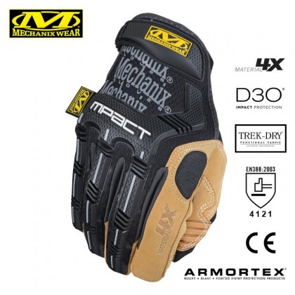 Mechanix Wear The M-Pact® Material 4X® Heavy-Duty Impact Glove