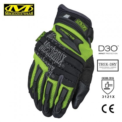 Mechanix Wear M-Pact® 2 Glove Safety Series