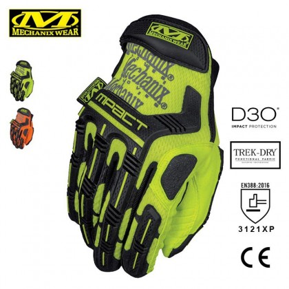 Mechanix Wear M-Pact® Glove Safety Series