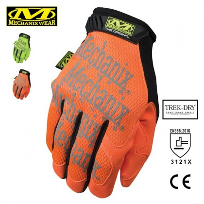 Mechanix Wear The Original® Glove Hi-Viz Safety Series