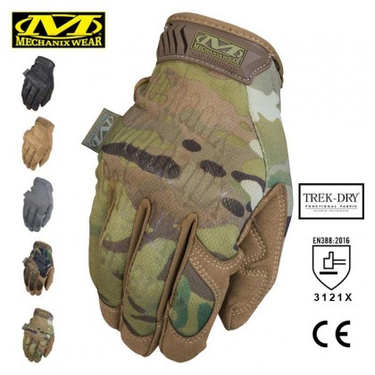 Mechanix Wear The Original® Glove Tactical Series