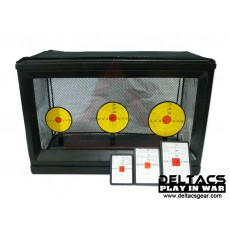 CYMA  Auto Reset Target System with Net