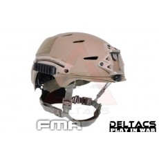 FMA EXF BUMP Helmet (TB742) - Dark Earth