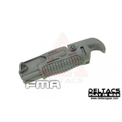 FMA AABB AB163 Foldable Grip - Foliage Green