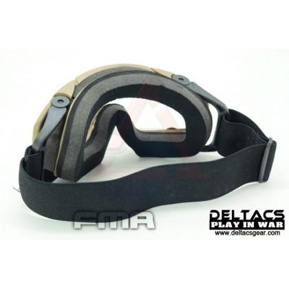 FMA SI-Ballistic Goggle - Dark Earth