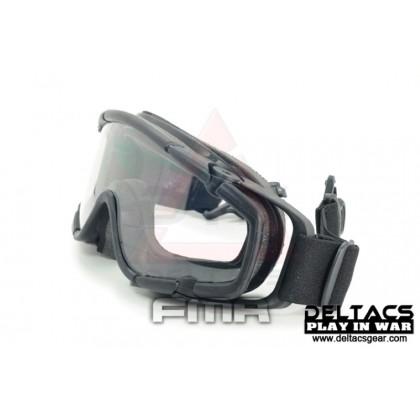 FMA SI-Ballistic Goggle for Helmet - Black
