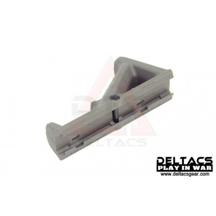 Magpul PTS AFG2 (Angled Fore Grip) Rail-Mounted Forward Grip - Foliage Green
