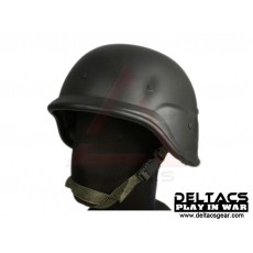 Deltacs M88 Tactical Helmet - Black