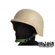 Deltacs M88 Tactical Helmet - Tan