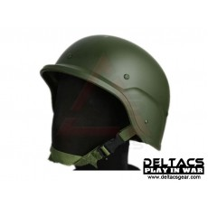 Deltacs M88 Tactical Helmet - OD Green