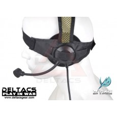 Z-Tactical zSelex TASC1 Headset (Z028) - Black