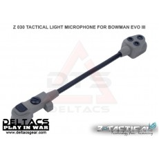 Z-Tactical Tactical Light Microphone for Z 029 Bowman Evo III (Z030) - Foliage Green