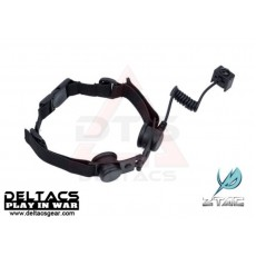 Z-Tactical Throat Mic for Z 029 Bowman EVO III Headset (Z045) - Black