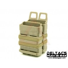 FMA FastMag Friction 5.56 Magazine Holder Gen 3 - Dark Earth