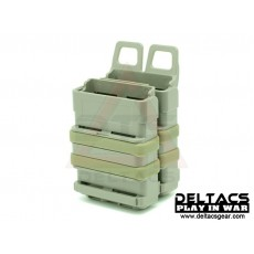 FMA FastMag Friction 5.56 Magazine Holder Gen 3 - Foliage Green