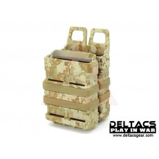 FMA FastMag Friction 5.56 Magazine Holder Gen 3 - Digital Desert