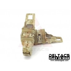FMA FastMag Friction Pistol Magazine Holder - Digital Desert