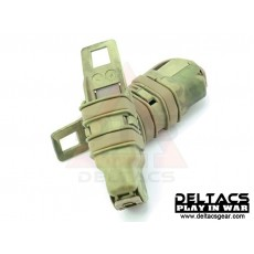 FMA FastMag Friction Pistol Magazine Holder - Atacs FG