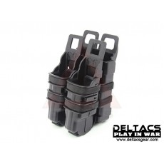 FMA FastMag Friction Pistol & 5.56mm Magazine Holder set - Black