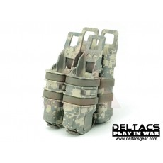 FMA FastMag Friction Pistol & 5.56mm Magazine Holder set - ACU