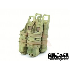 FMA FastMag Friction Pistol & 5.56mm Magazine Holder set - Atacs FG