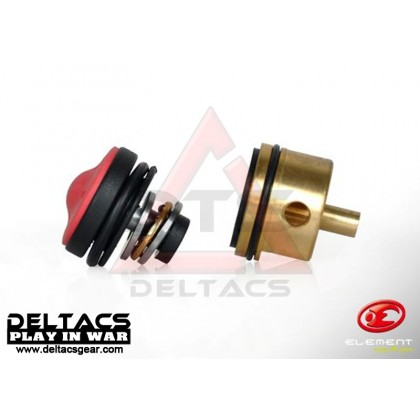 Element Silent Head and Cylinder Head Set for Ver.2 Gearbox (IN0809)