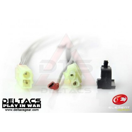 Element Large Capacity Switch Assembly for Ver. 2 Gearbox Rear Wiring (PW0204)