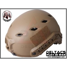 EMERSON High Grade Fast BJ type Tactical Helmet (EM5659A) - Dark Earth