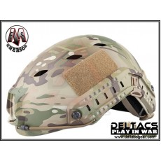 EMERSON High Grade Fast BJ type Tactical Helmet (EM5659D) - Multicam