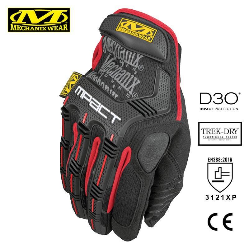 Mechanix Wear M-Pact Glove Basic Work Series